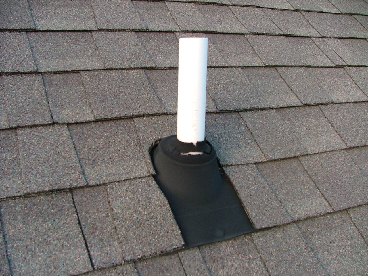 Vent Roof Roof Plumbing Vent Pipe